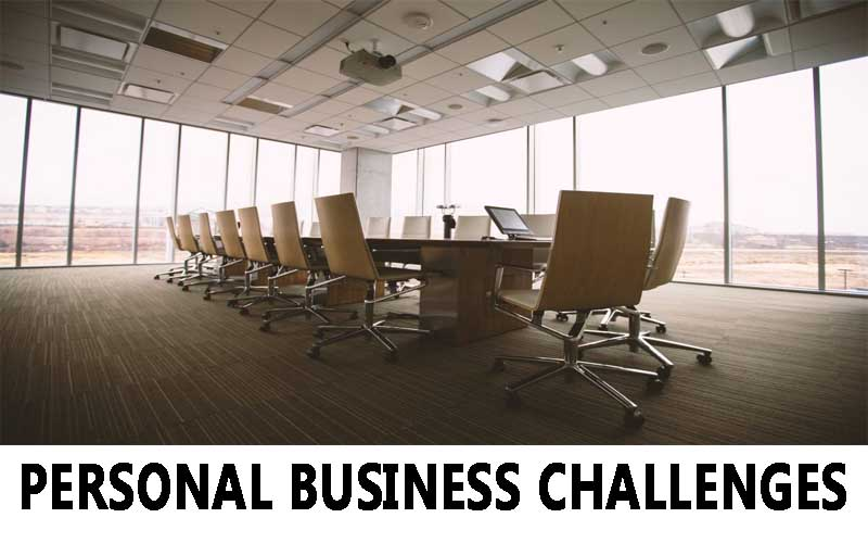 personal coach for business challenges