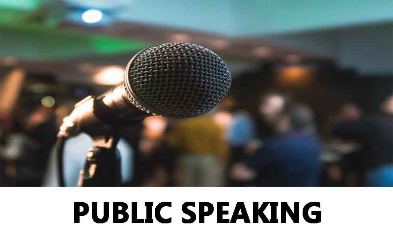 personal coach for public speaking