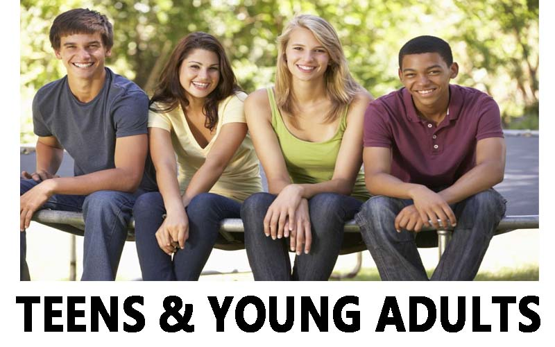 personal coach for teens and young adults