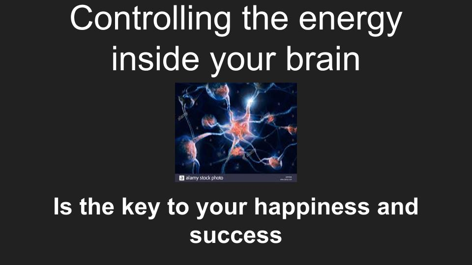 day 17 - Controlling your brain's energy